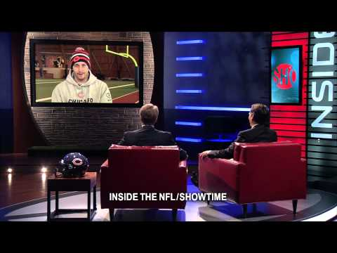 Inside the NFL - Jay Cutler Interview - SHOWTIME