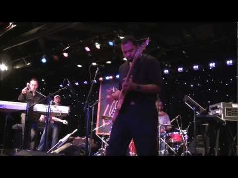 Brian Simpson live at The Smooth Jazz Cruise 2012