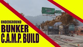 Fallout 76: Doomsday Bunker C.A.M.P.
