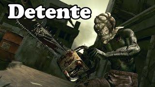 """Resident Evil 5 [détente] """"Une tribal et un tronçonneur"""""""