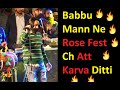 Babbu Maan Live Concert at Rose festival 2019 Chandigarh Mp3