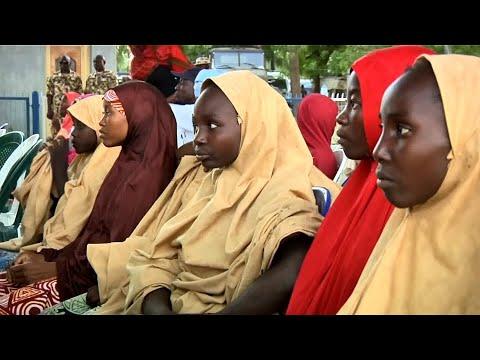 Nigeria: Boko Haram lässt entführte Mädchen frei