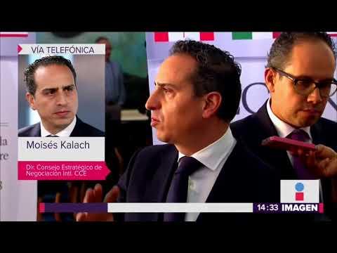 Por qué el peso mexicano pierde fuerza por el TLCAN | Noticias con Yuriria Sierra