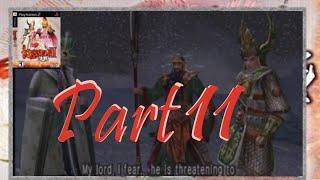 Let's Play Kessen 2  Part 11-Battle Of Fan Zheng (1/2)