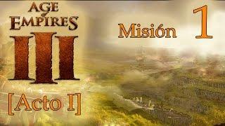 """Age of Empires III - Campaña - Acto I - Misión 1: """"Fuga"""""""