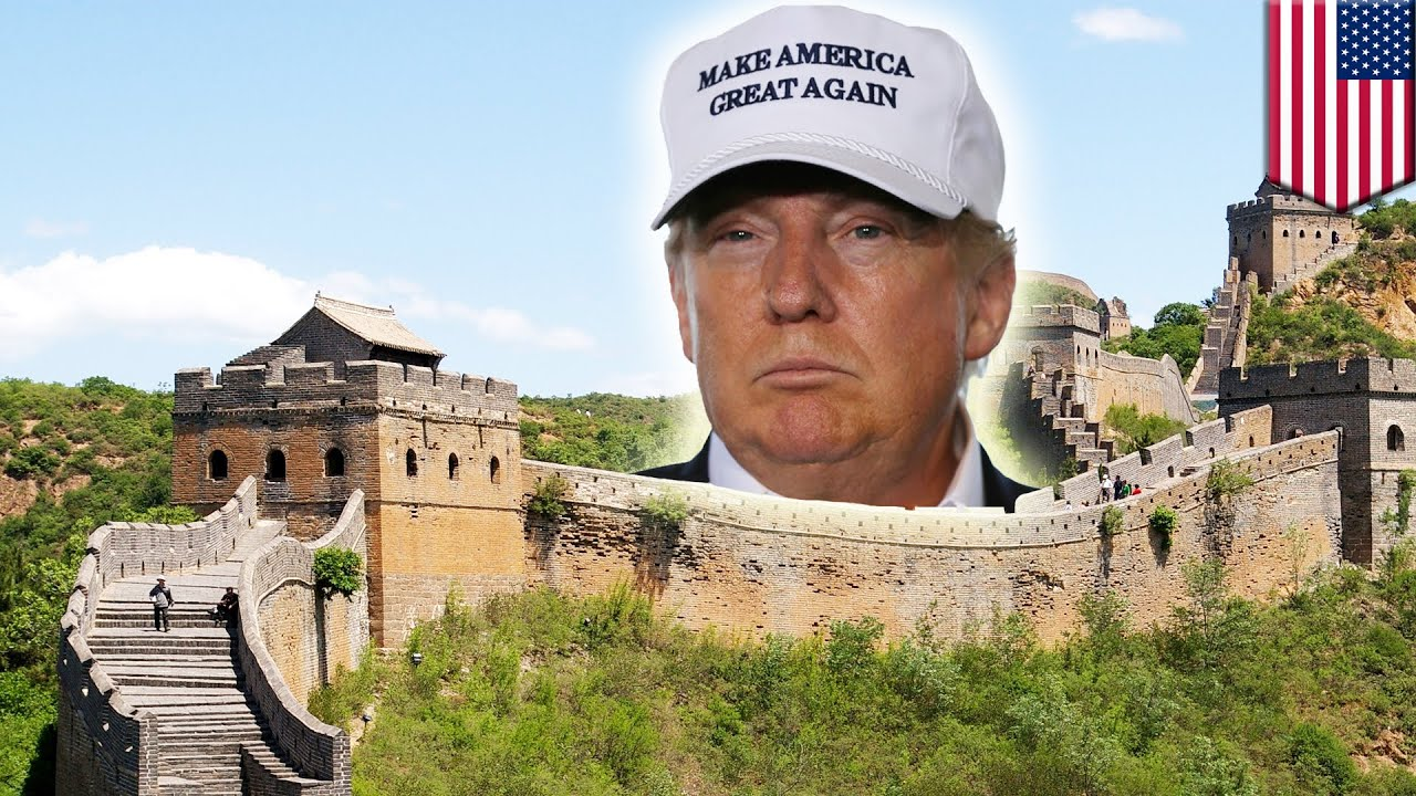 Image result for trumps wall