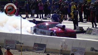 2017 NHRA Toyota Nationals @ LVMS (Part 35 - Pro Modified Car Round 2 Eliminations)