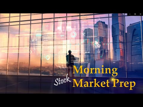 Morning Market Prep | Stock & Options Trading | 3-26-20