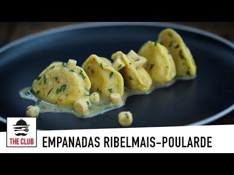 Empanadas mit Ribelmais-Poularde | Rezept #198