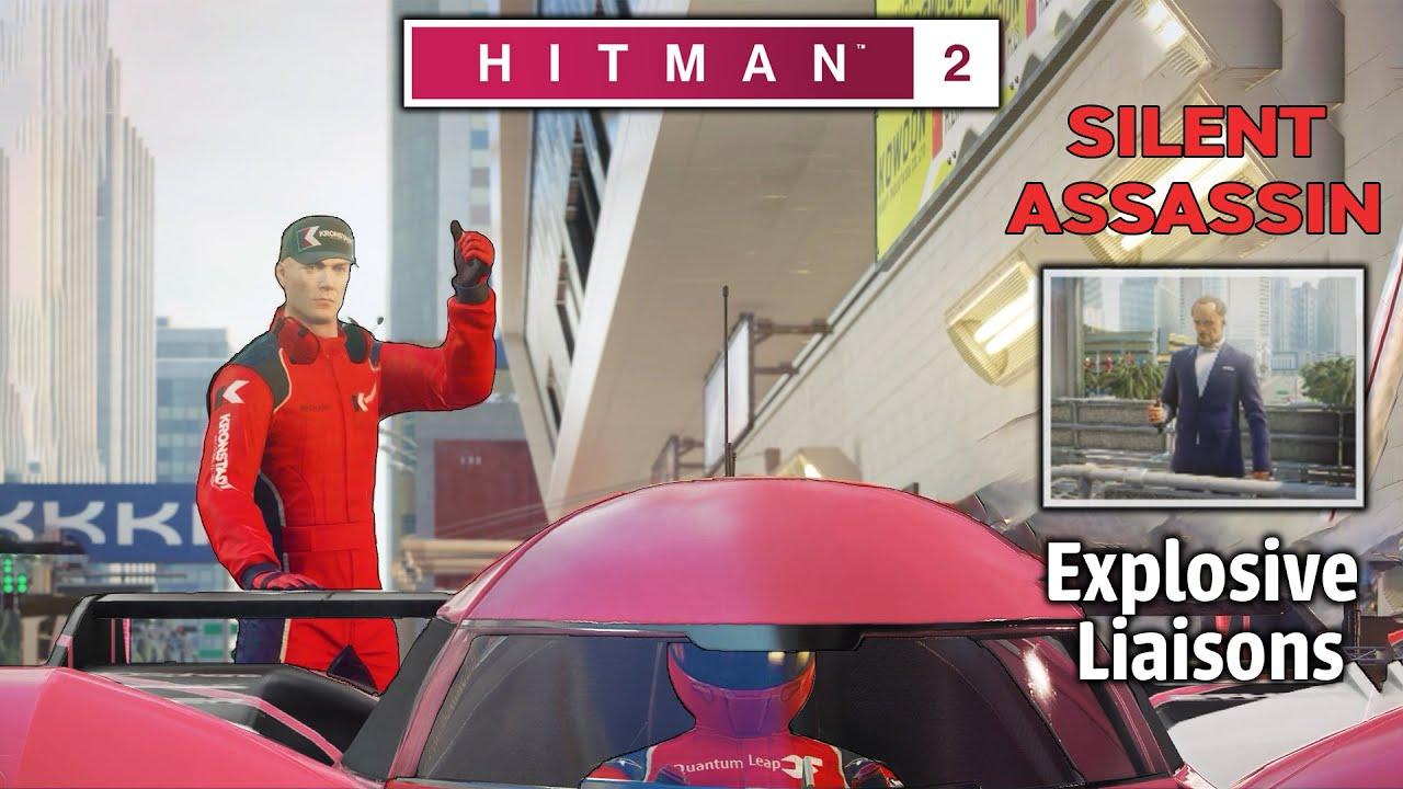 Hitman 2 Miami Explosive Liaisons Challenge Silent Assassin Guide