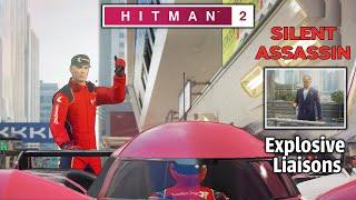 HITMAN 2 - Miami Explosive Liaisons Challenge (Silent Assassin Guide)