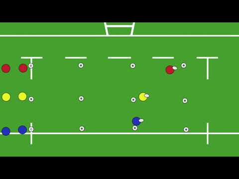 SkillZone: Side Step Relay