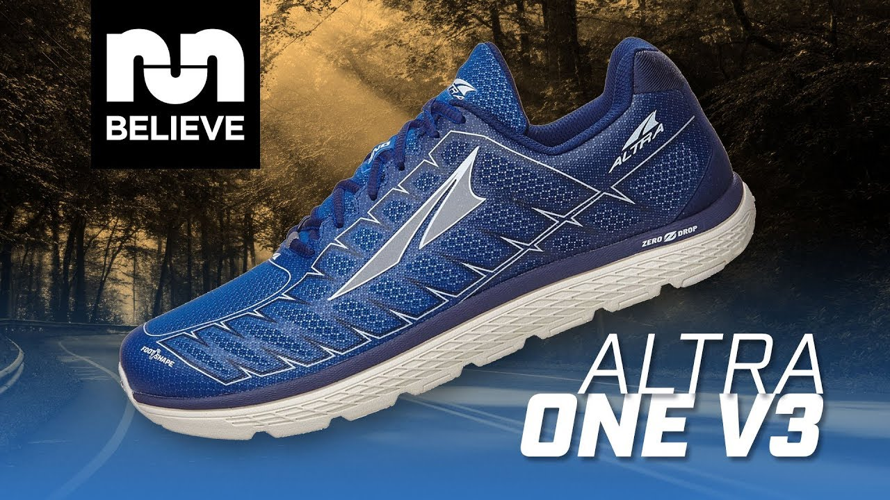finest selection fbda3 6b0f5 Altra One v3 Performance Review