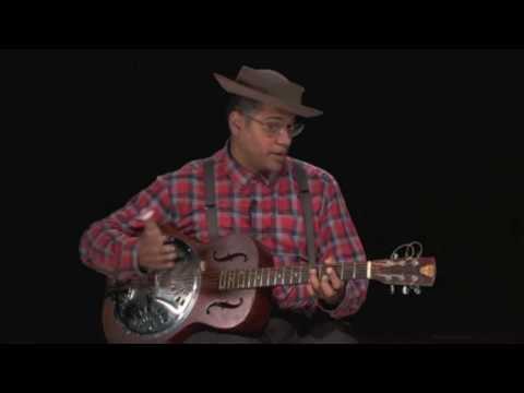 Steel Pony Blues - Dom Flemons