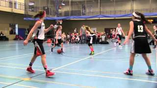 Basketball 20160110 1100   OMGBA 6 II Girls vs Princeton   Semi   St Michael Tournament