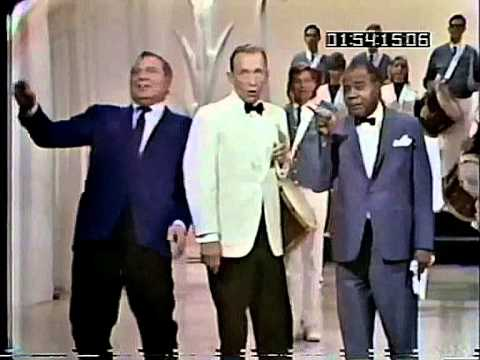 Bing Crosby Louis Armstrong & Phil Harris