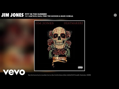 Jim Jones - Pity In The Summer (Audio) Ft. Cam'ron, Rain, Fred The Godson, Marc Scibilia