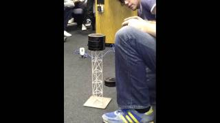 University balsa wood tower project