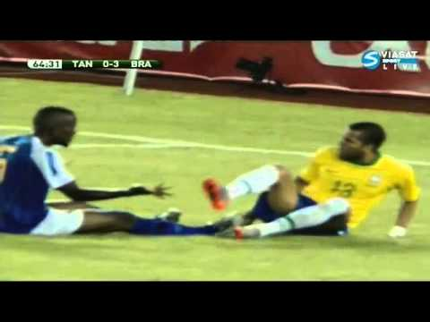 Tanzania 1-5  Brazil Video Highlights & Interviews 07th Jun 2010