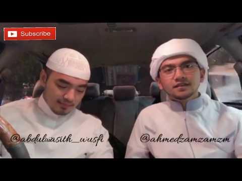 Zamzam Duet Maut Di Tanah Haram Mekkah Bersama Abdullah Basith Ggs Quot Ganteng Ganteng Sholawat Quot