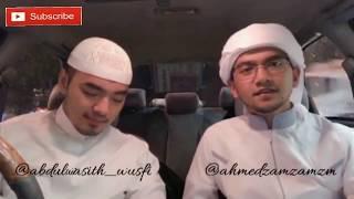 "ZAMZAM Duet maut di Tanah Haram mekkah bersama Abdullah basith GGS ""ganteng ganteng sholawat"" 😍"
