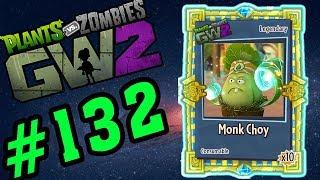 ✔️MUA BẮP CẢI LEGENDARY! - Plants Vs Zombies 2 3D - Hoa Quả Nổi Giận 2 3D Tập 132