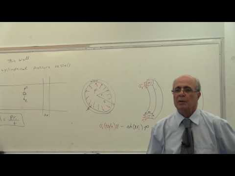 Strength of Materials II: Thin-Walled Pressure Vessels (5 of 19)