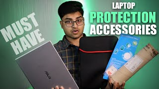 Laptop Protection Accessories Kit & Tips in Hindi