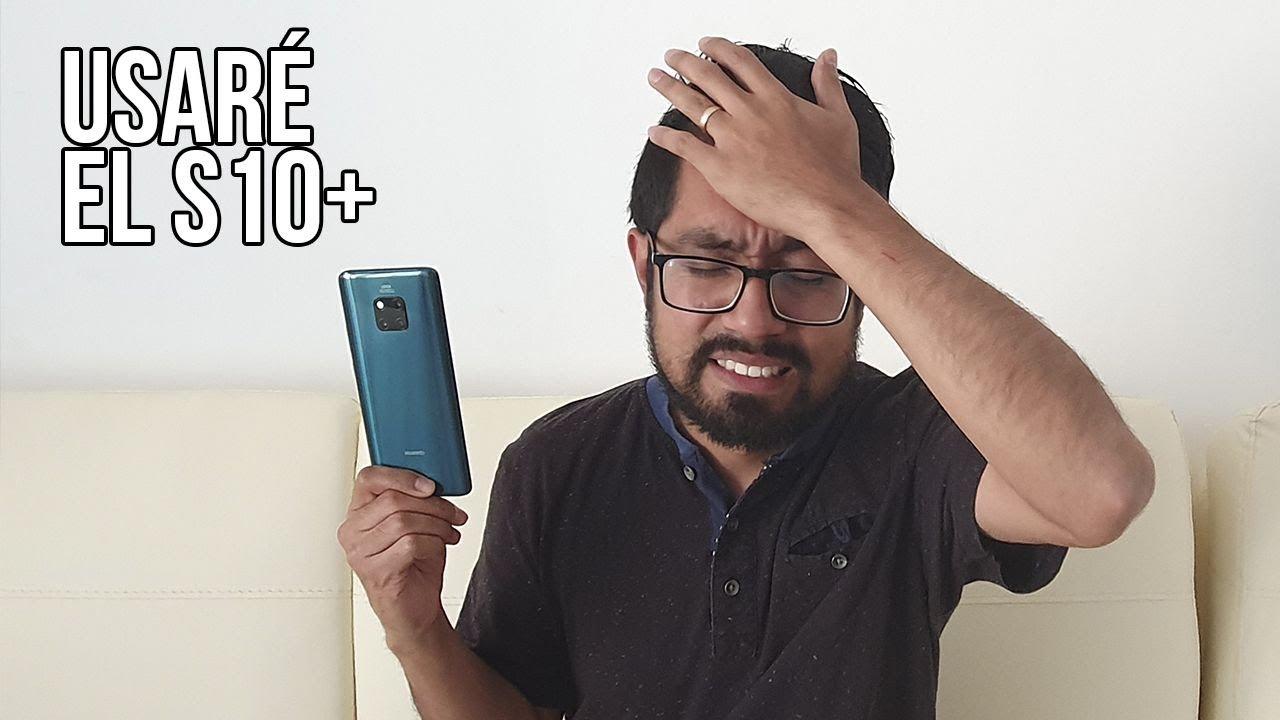 Cambio mi Huawei Mate 20 Pro