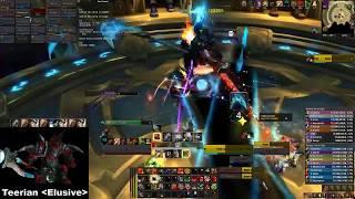 Argus the Unmaker - Heroic - Prot Warrior PoV - Teerian