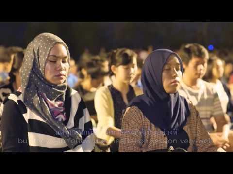 (HD) Vesak Day Borobudur Indon - VamosDotPK