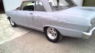 1964 Chevy II, up and running.