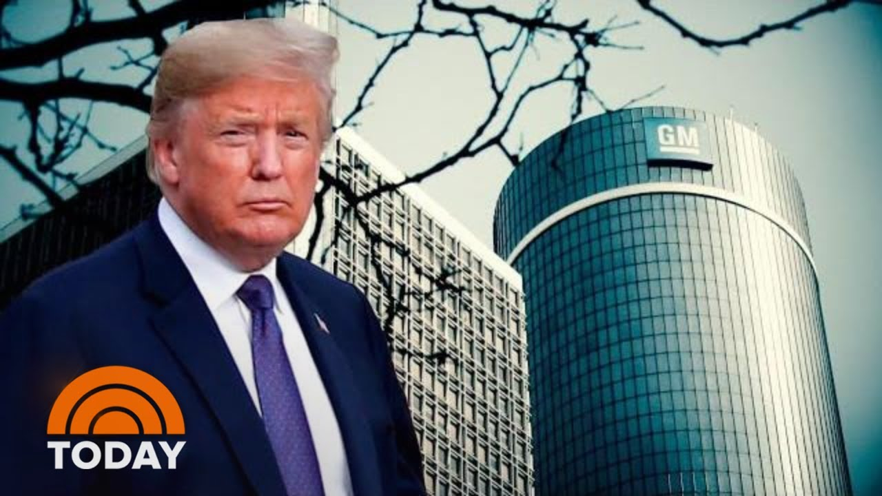 Trump Ratchets Up Criticism of GM for Plant Closure
