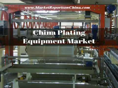 China Plating Equipment Market