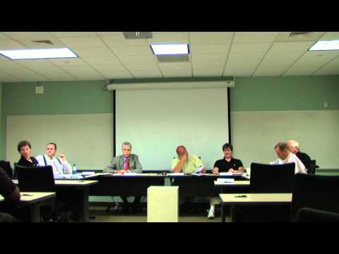 Achievement House Charter School Board Meeting 08/17/2010 pt 3/6