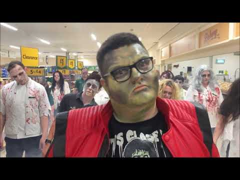 Michael Jackson Thriller - Supermarket Edition Jarrow Morrisons