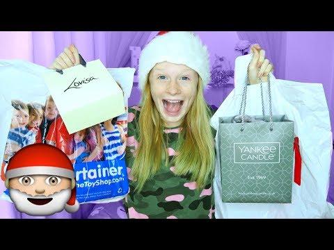CHRISTMAS SHOPPING FOR FRIENDS & FAMILY 🎄Vlogmas🎄