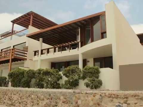 Espectacular casa de playa playa blanca punta hermosa - Casa de playa ...