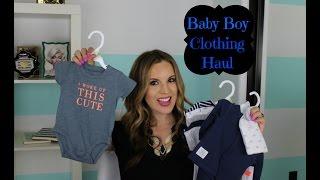 Baby Boy Clothing Haul