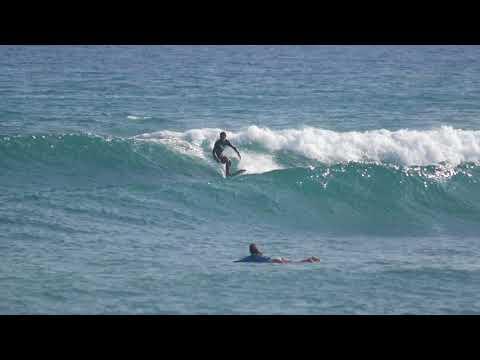 STOKE REPORT with BRANDON SANFORD SURFING DOMINICAN REPUBLIC
