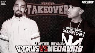 Nedal Nib vs. Vyrus | TopTier Royale Halbfinale