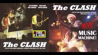The Clash - Live At The Music Machine, July 25, 1978 (Full Concert!)