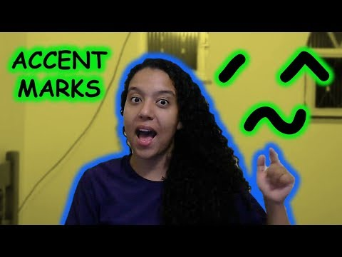 Accent marks in portuguese!