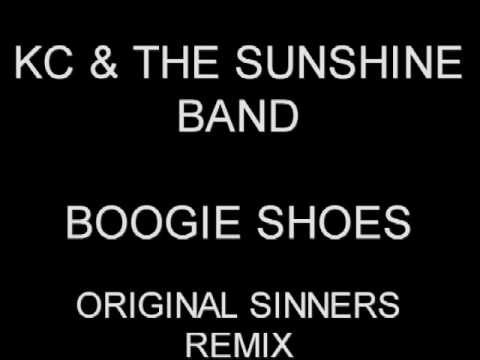 KC & THE SUNSHINE BAND - BOOGIE SHOES (ORIGINAL SINNERS UK REMIX)