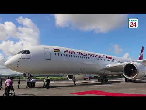 #PlanePorn: Air Mauritius flies high with new Airbus