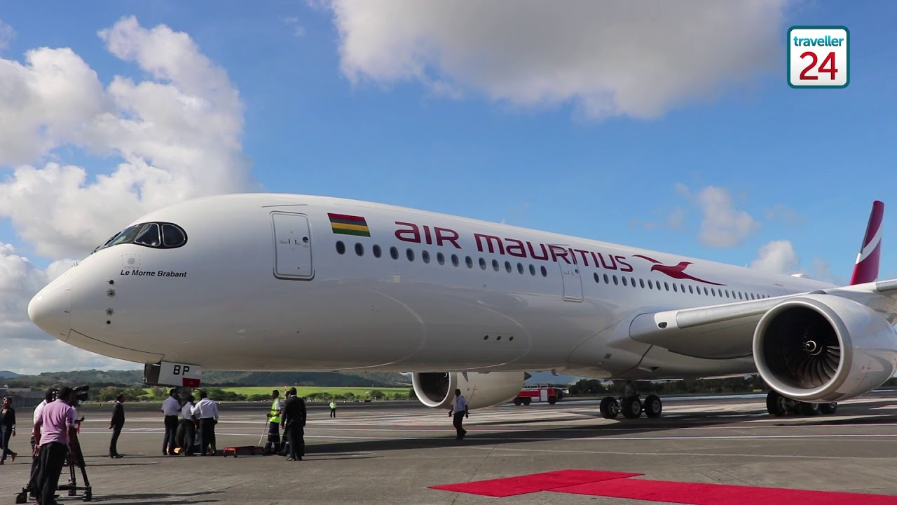 Planeporn Air Mauritius Flies High With New Airbus