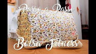 Passo a Passo – Bolsa Fitness