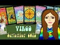 VIRGO SEPTEMBER 2018 Birthday Magic! Tarot psychic reading forecast predictions