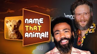 The Cast of 'The Lion King' plays Name That Animal!.mp3