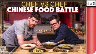 CHEF VS CHEF ULTIMATE CHINESE FOOD BATTLE